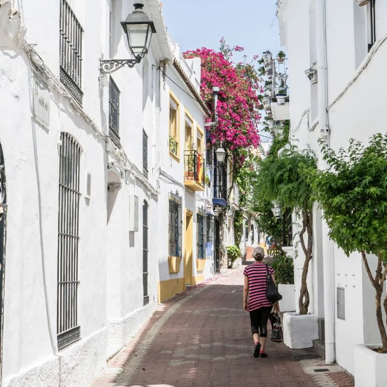 Marbella Old Town, Andalusia