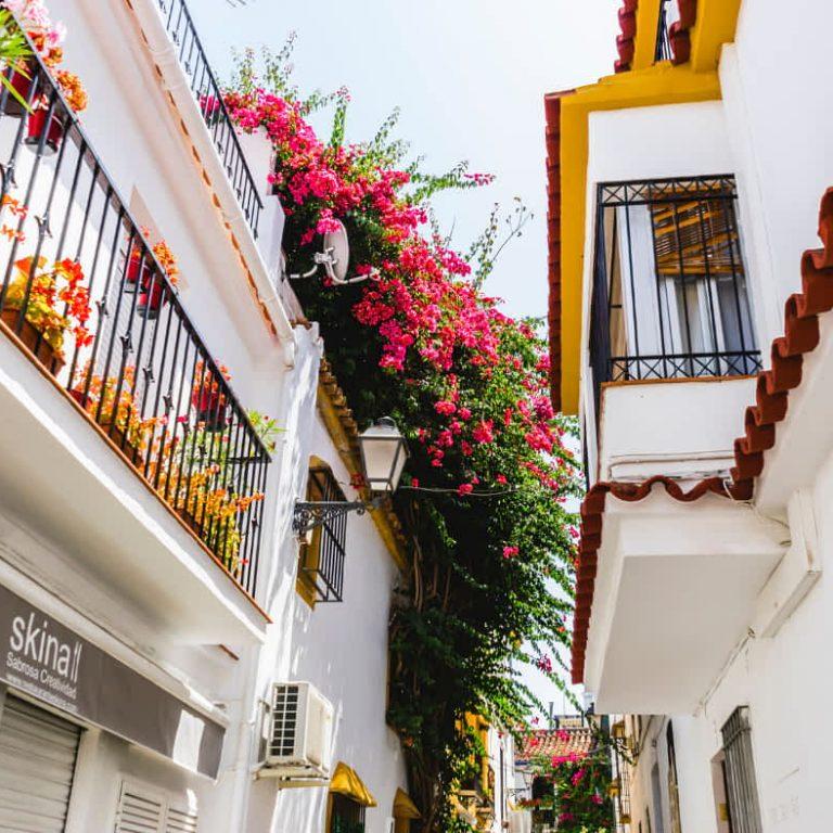 Marbella Old Town, Spain