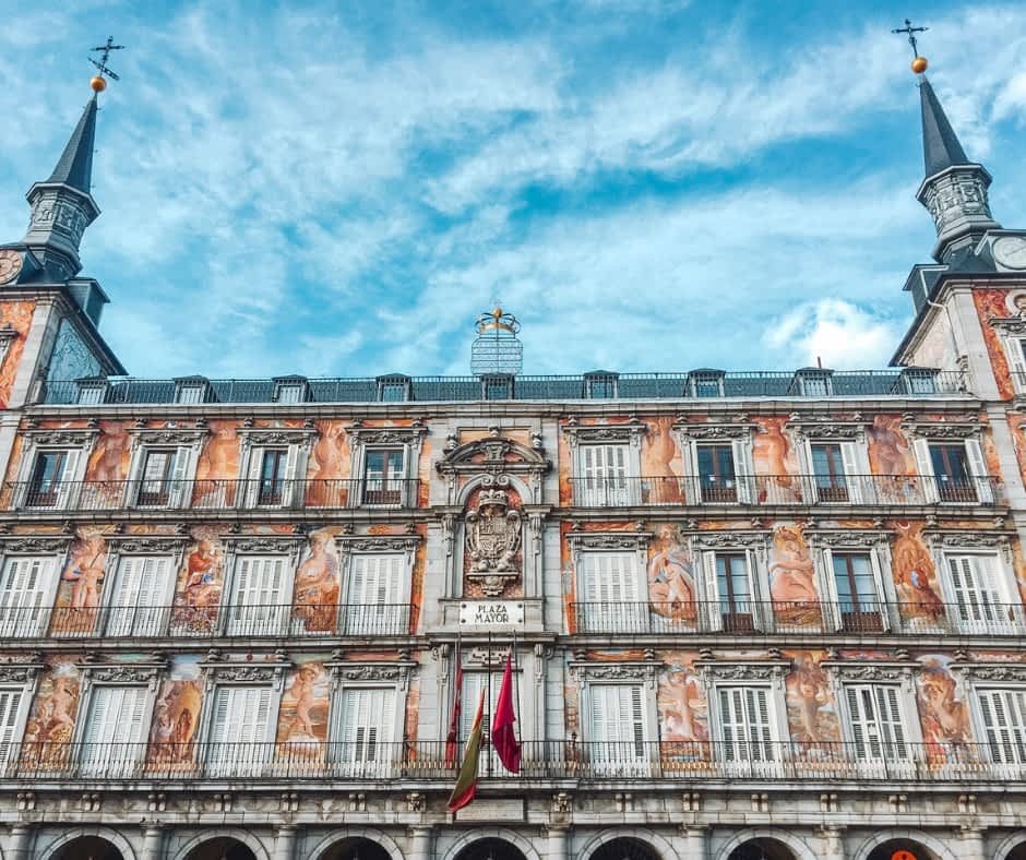 How to get from Malaga to Madrid