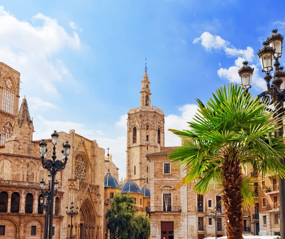 Valencia -- © (By VitalyEdush from Getty Images Pro) via Canva.com