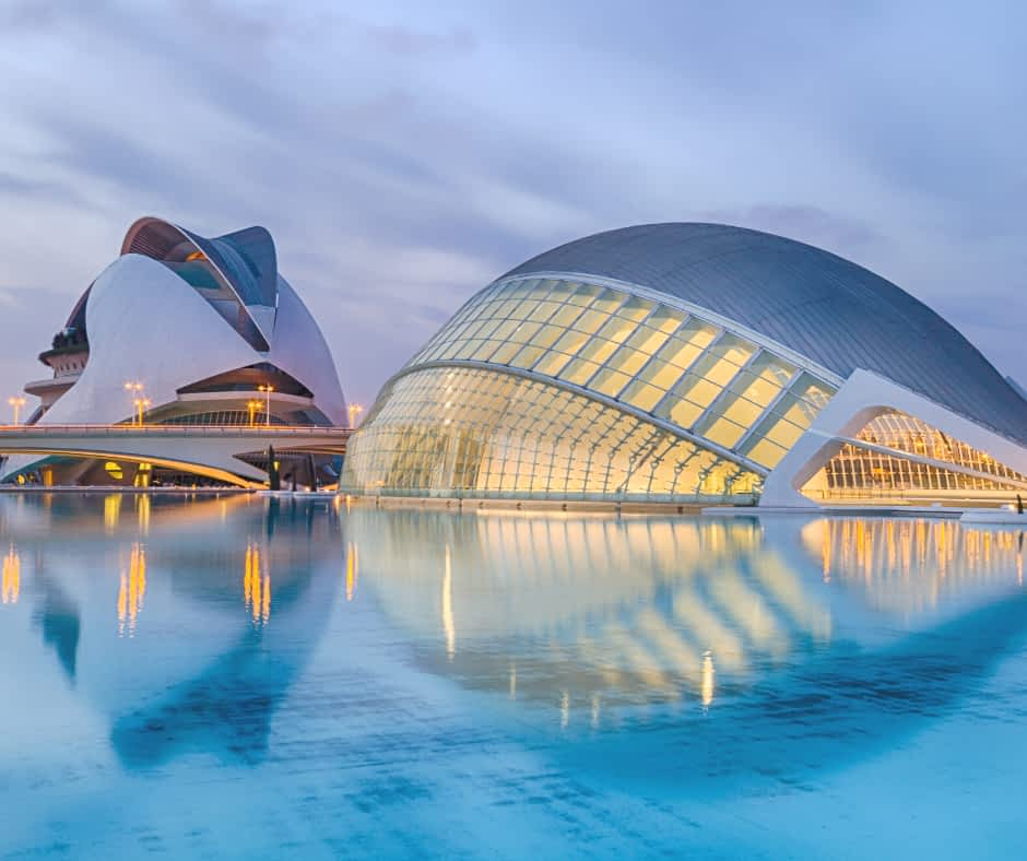 Valencia -- © (By papagnoc from Getty Images Pro) via Canva.com