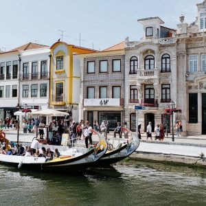 How to get from Porto to Aveiro, Portugal