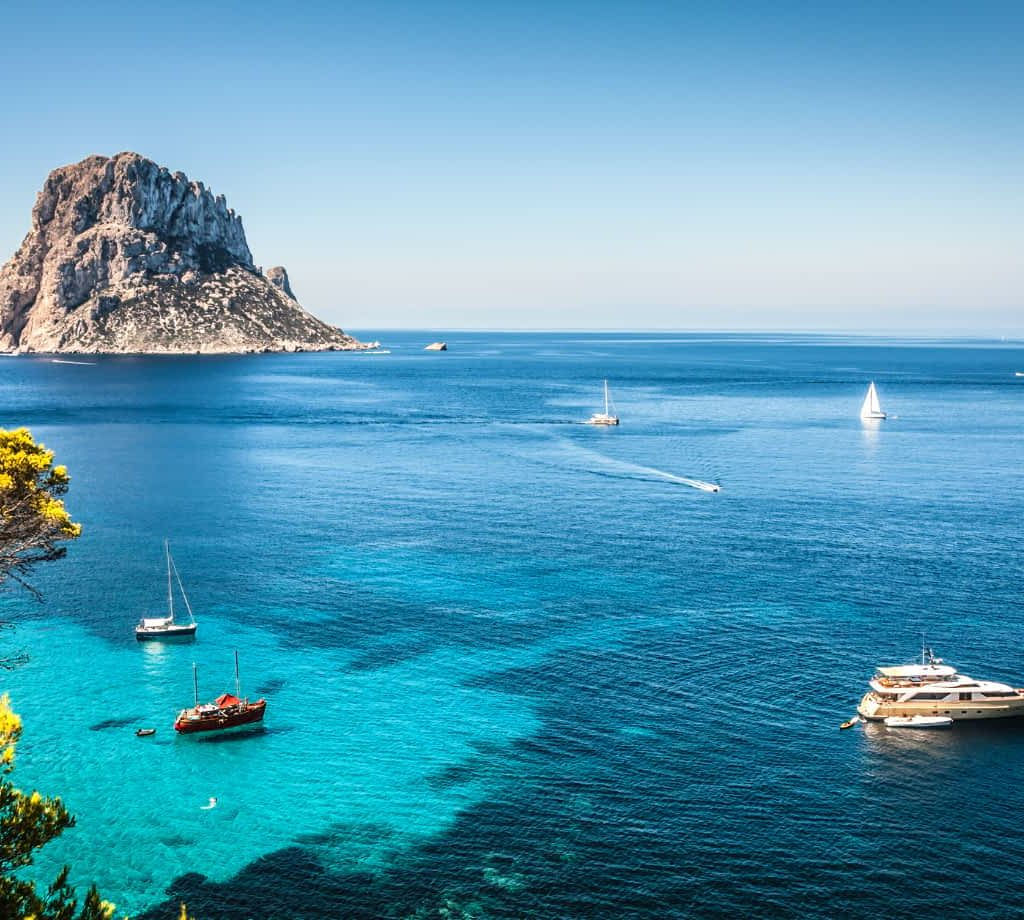 How to get to Ibiza, Spain