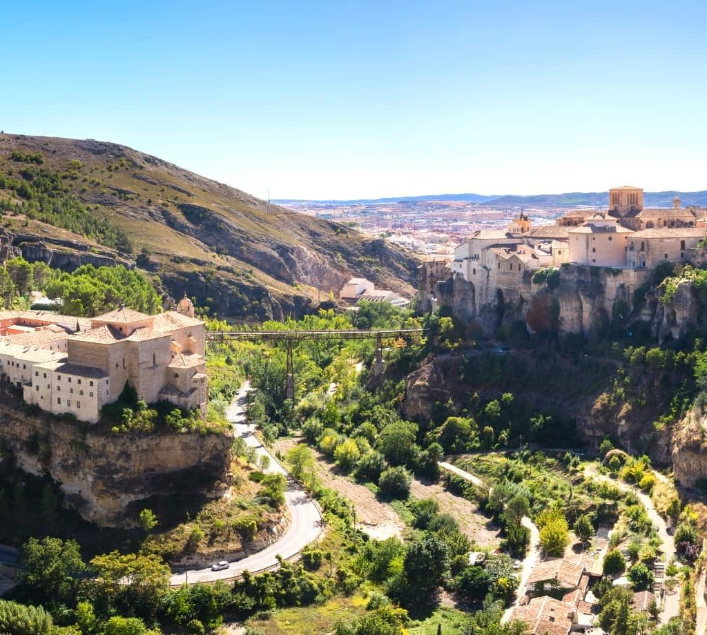 Cuenca Spain © (By BackyardProduction from Getty Images Pro) via Canva.com