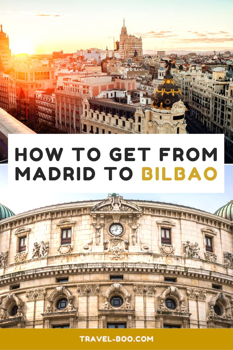 How to get from Madrid to Bilbao | Spain Travel | Spain | Europe Travel | Spain Travel Guide | Madrid Travel | Bilbao
