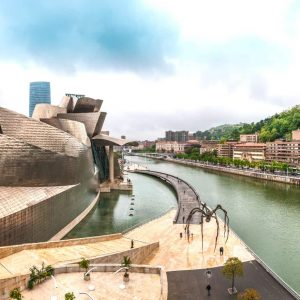 How to get from Madrid to Bilbao