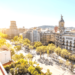How to get from Barcelona to Alicante, Spain