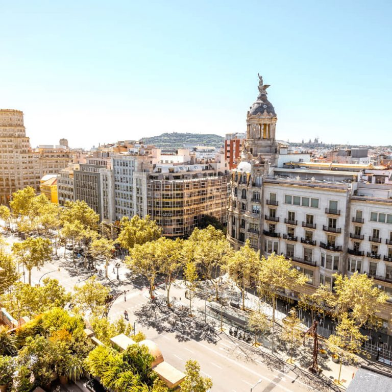 How to get from Barcelona to Alicante