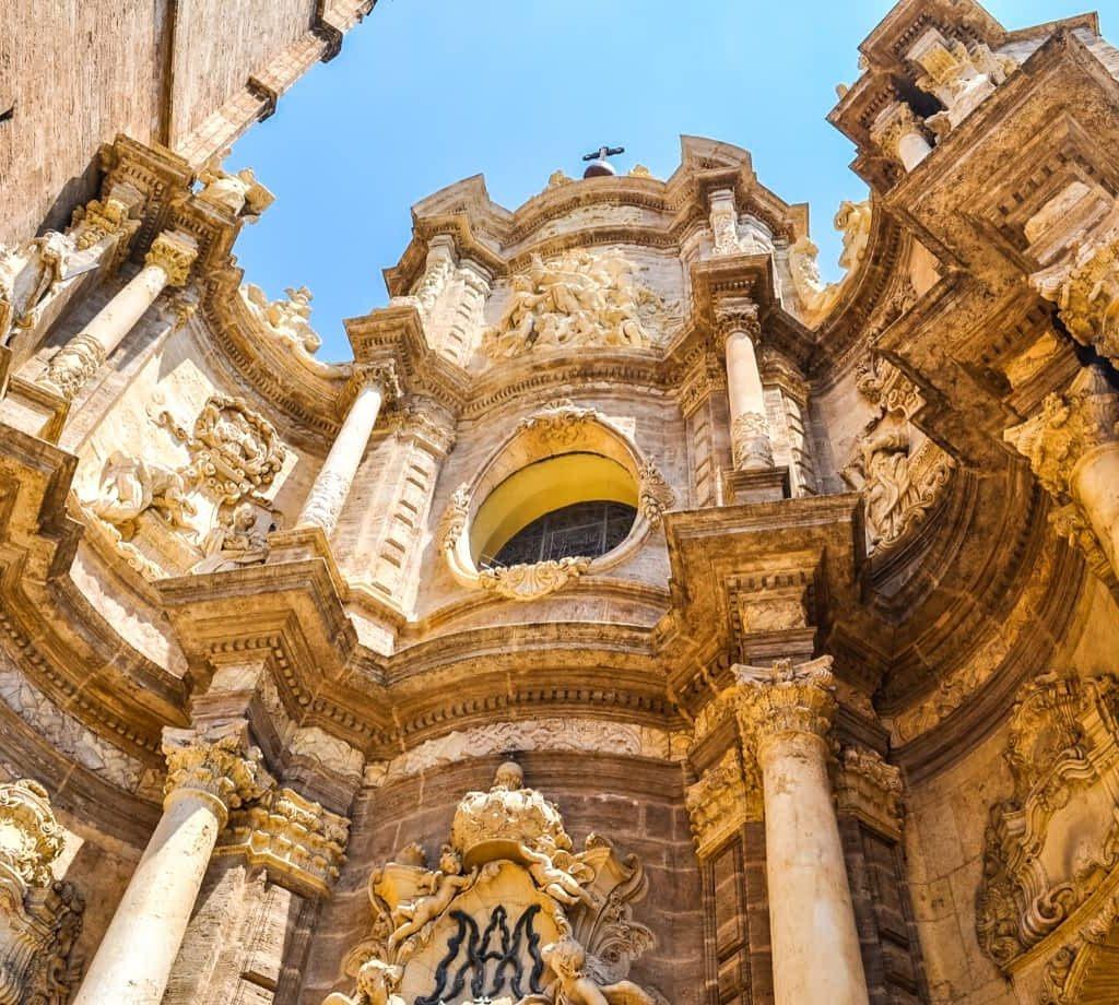 Saint Mary Cathedral, Valencia © (By scrisman via Canva.com