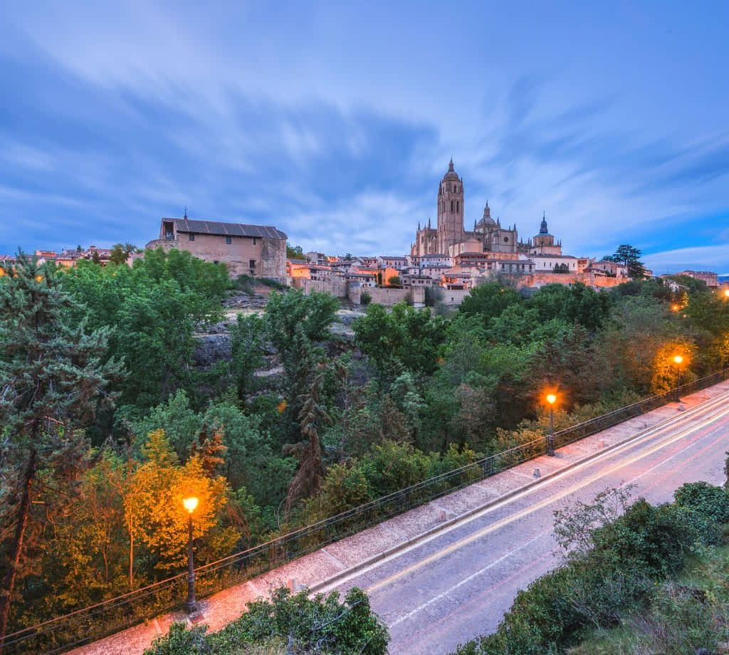 Segovia, Spain © (By Marcin Juncha) via Canva.com