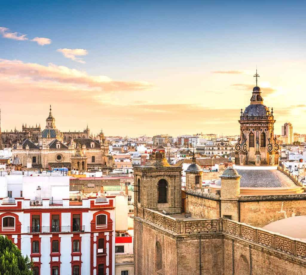 Seville © (By Sean Pavone from Getty Images Pro) via Canva.com