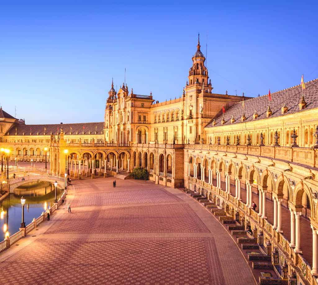 Seville Spain © (By SeanPavonePhoto from Getty Images Pro) via Canva.com