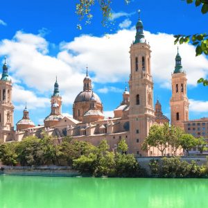 How to get from Madrid to Zaragoza in Spain
