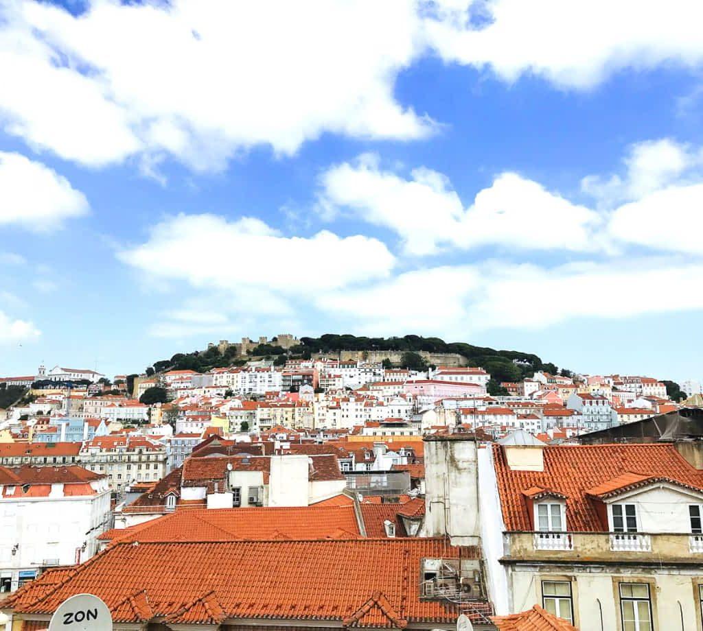 View from Topo Chiado