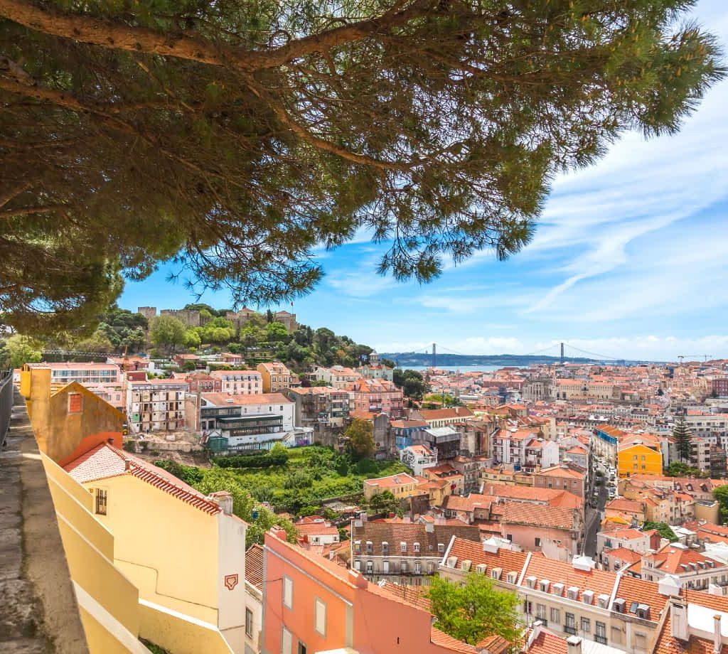 Miradouro de Graça Lisbon