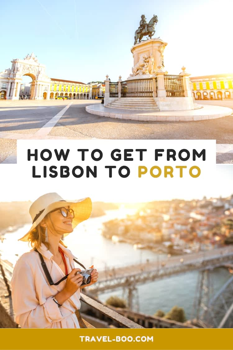 How to get from Lisbon to Porto, Portugal | Portugal Travel | Portugal | Lisbon Travel | Porto Travel | Portugal Travel Tips | Portugal Travel Guides | European Travel | Europe Travel