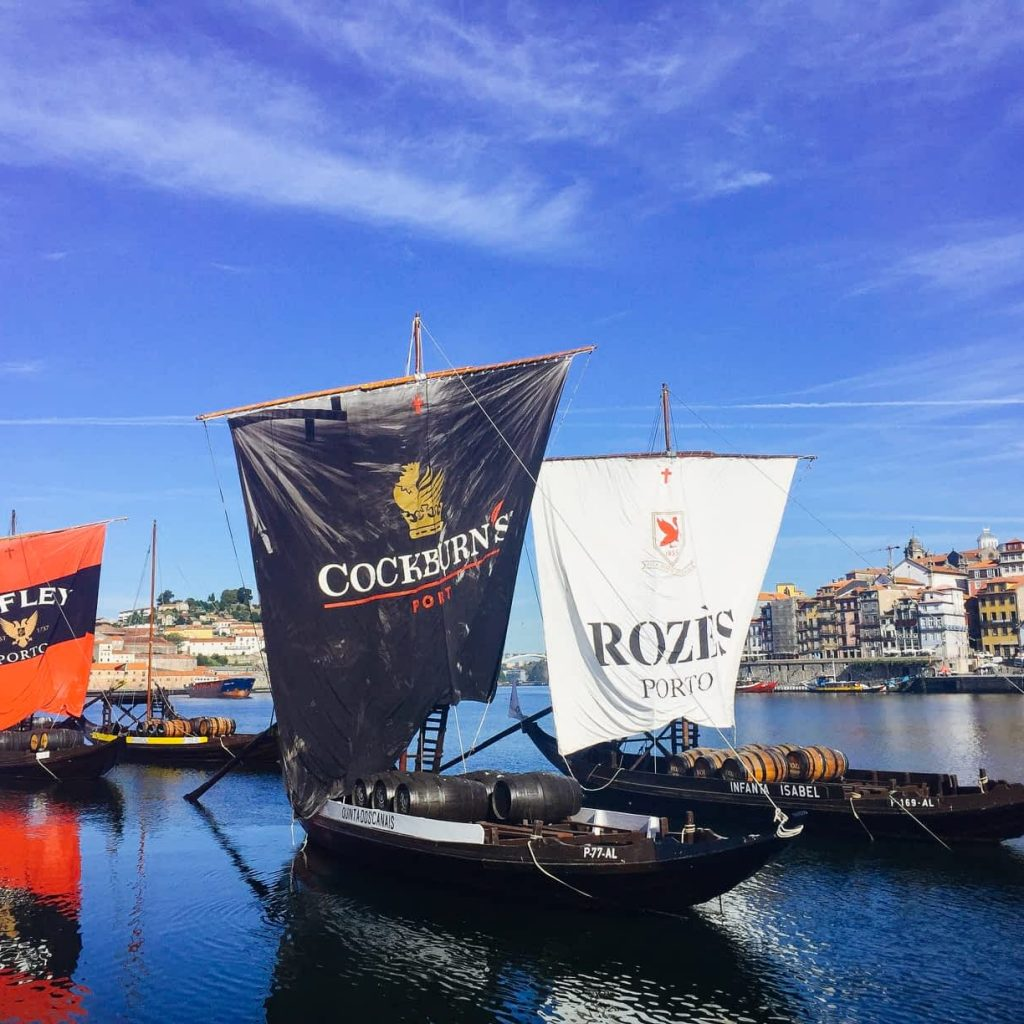 How to get from Lisbon to Porto, Portugal