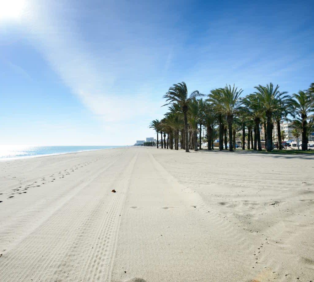Playa de Playamar, Torremolinos