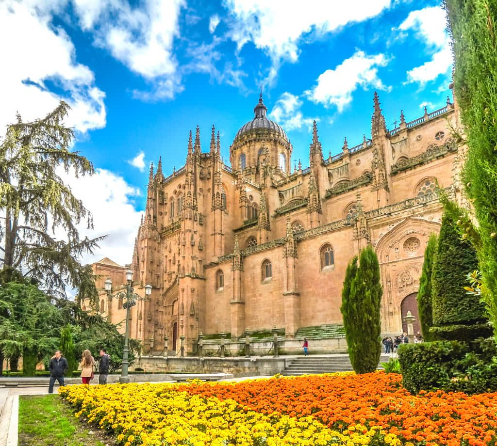 Salamanca © (By bluejayphoto from Getty Images Pro) via Canva.com