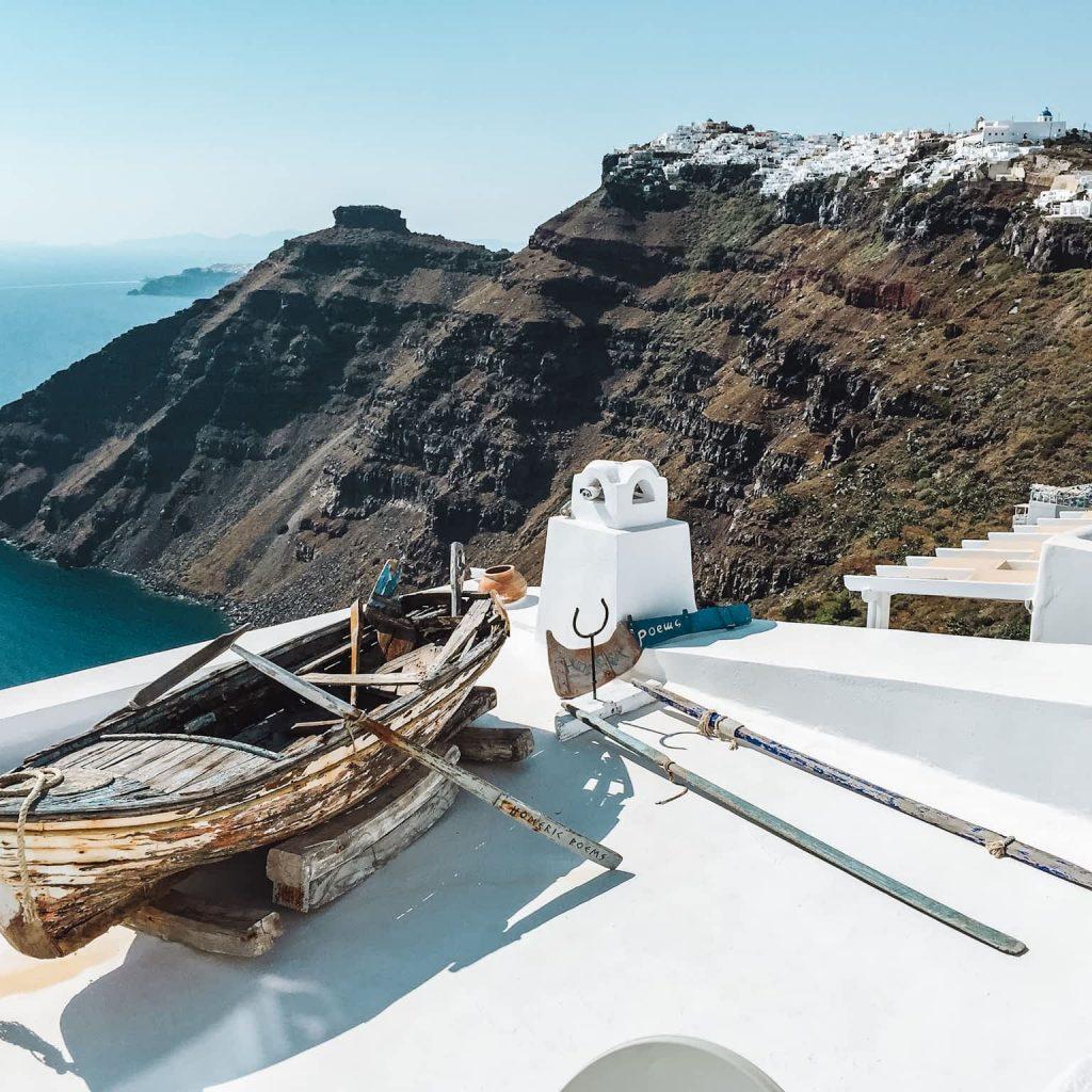 Santorini Views from Imerovigli