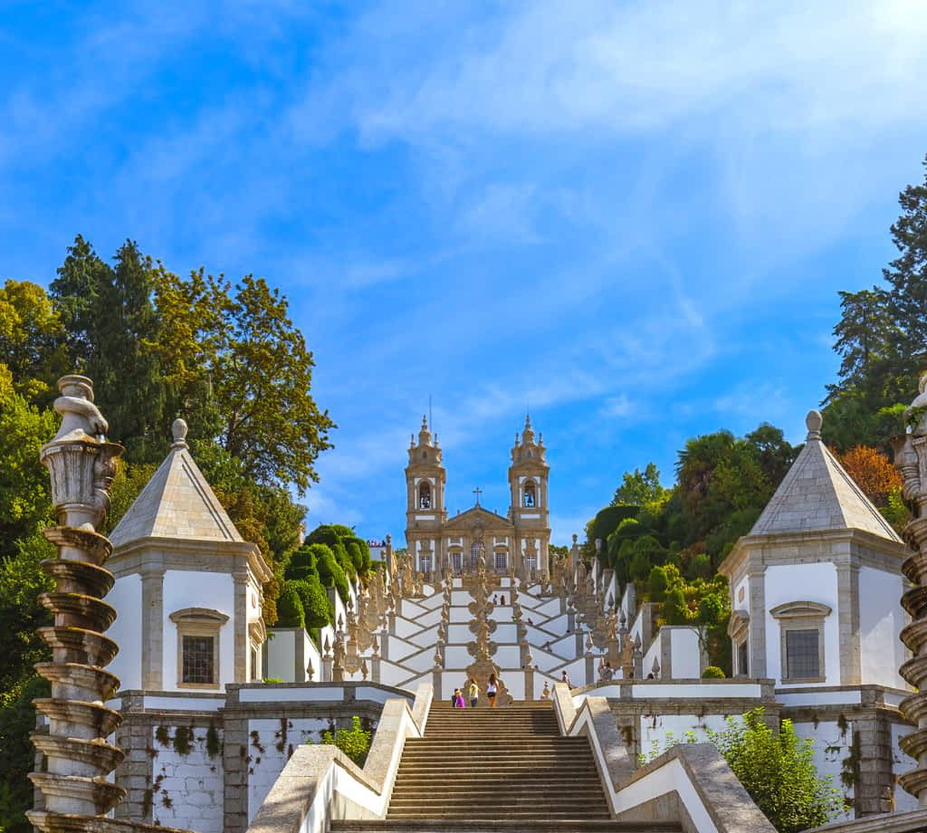 How to get from Porto to Braga