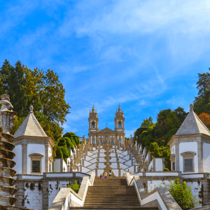 The best way to travel from Porto to Braga, Portugal