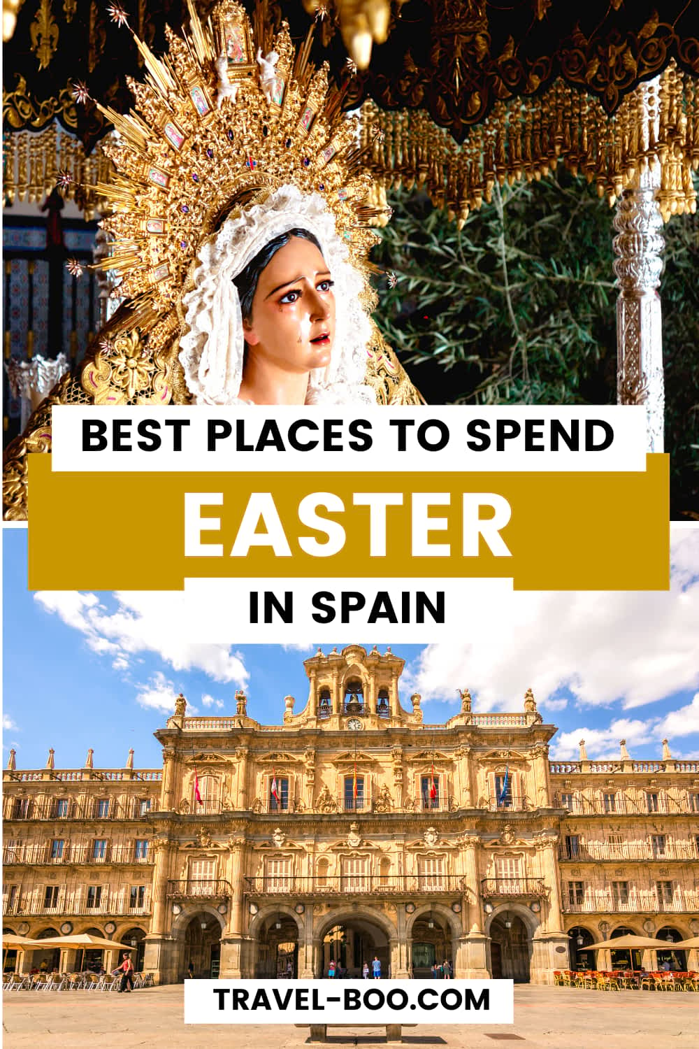 Best Places to spend Easter in Spain. #spaintravel #spaintravelguide #spain | Spain Travel | Spain Travel Guide | Spain Travel Itinerary | Spain Travel Things To Do | Europe Travel | Europe Travel Guide | European Travel