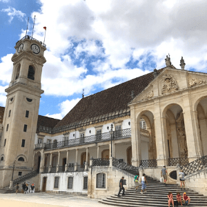 The best way to travel from Lisbon to Coimbra, Portugal