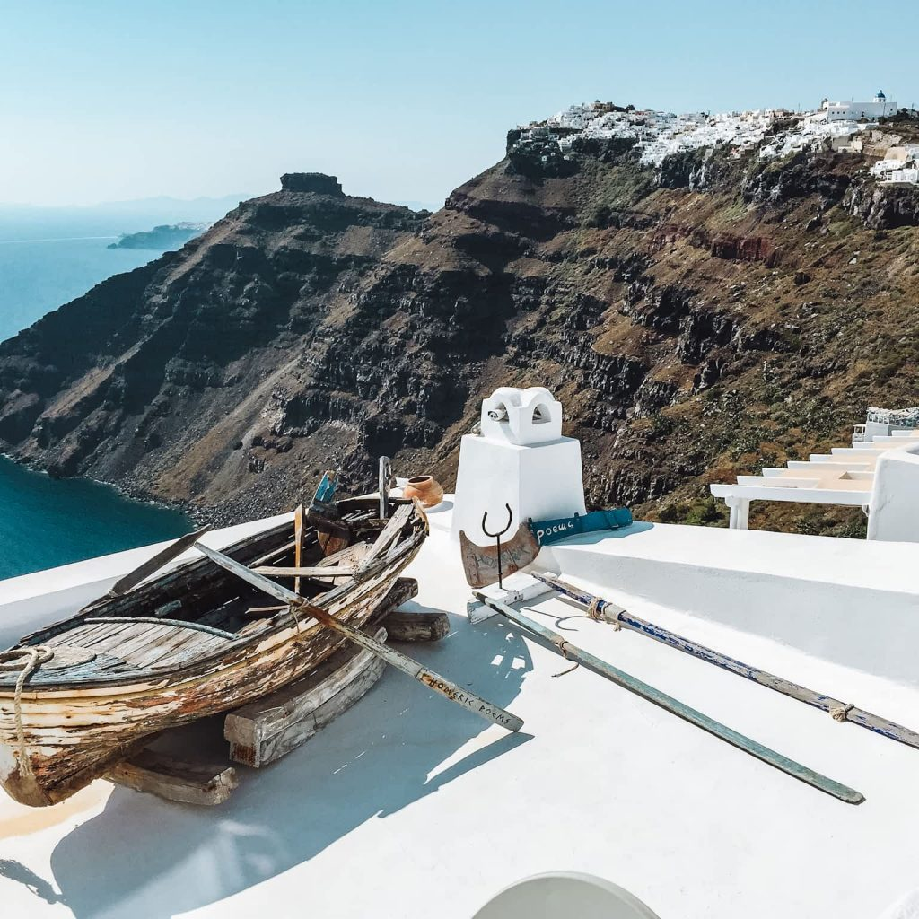 Reasons to visit Santorini Greece