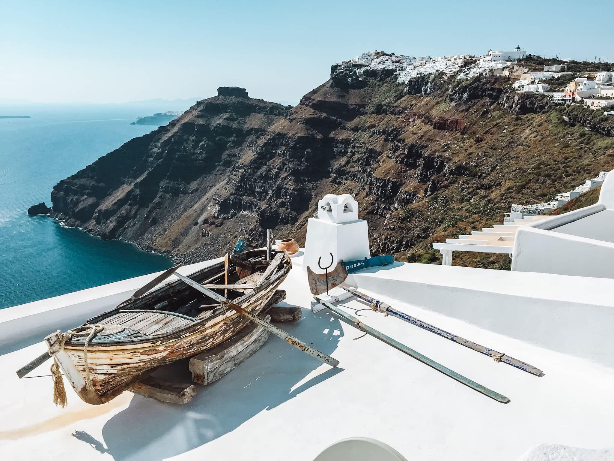 Reasons to visit Santorini Greece
