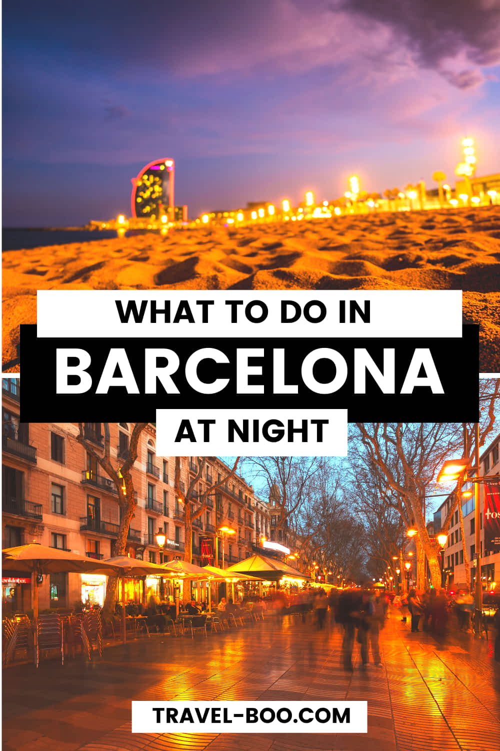 The Best Things to do in Barcelona at night. Check out this guide on all the top things to do in Barcelona at night-time. #barcelonaspain #barcelona #spaintravel #barcelonatravel | Barcelona Spain | Barcelona | Barcelona Spain Things to do | Spain Travel Guide | Spain Travel Things to do | Europe Travel | Europe Travel Guide