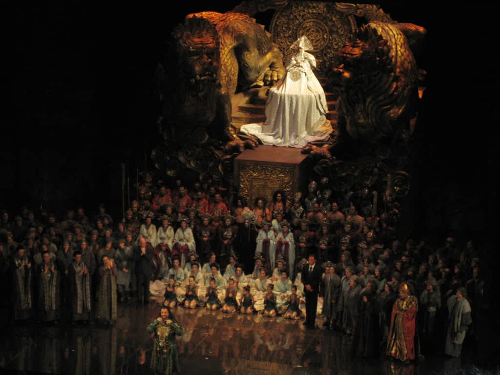 Turandot-Liceu By Elisa from World in Paris