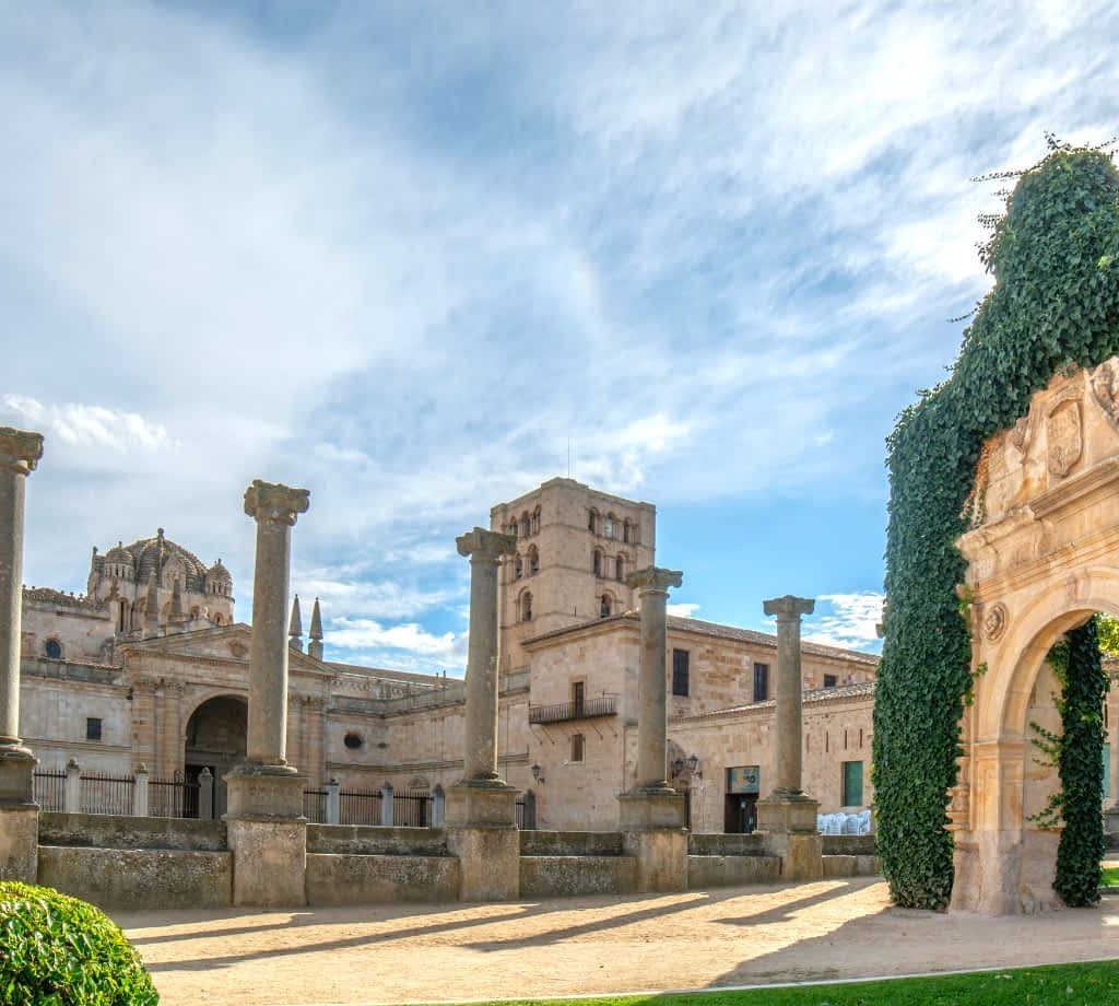 Zamora Cathedral by Tagore75 from Getty Images Pro from Canva