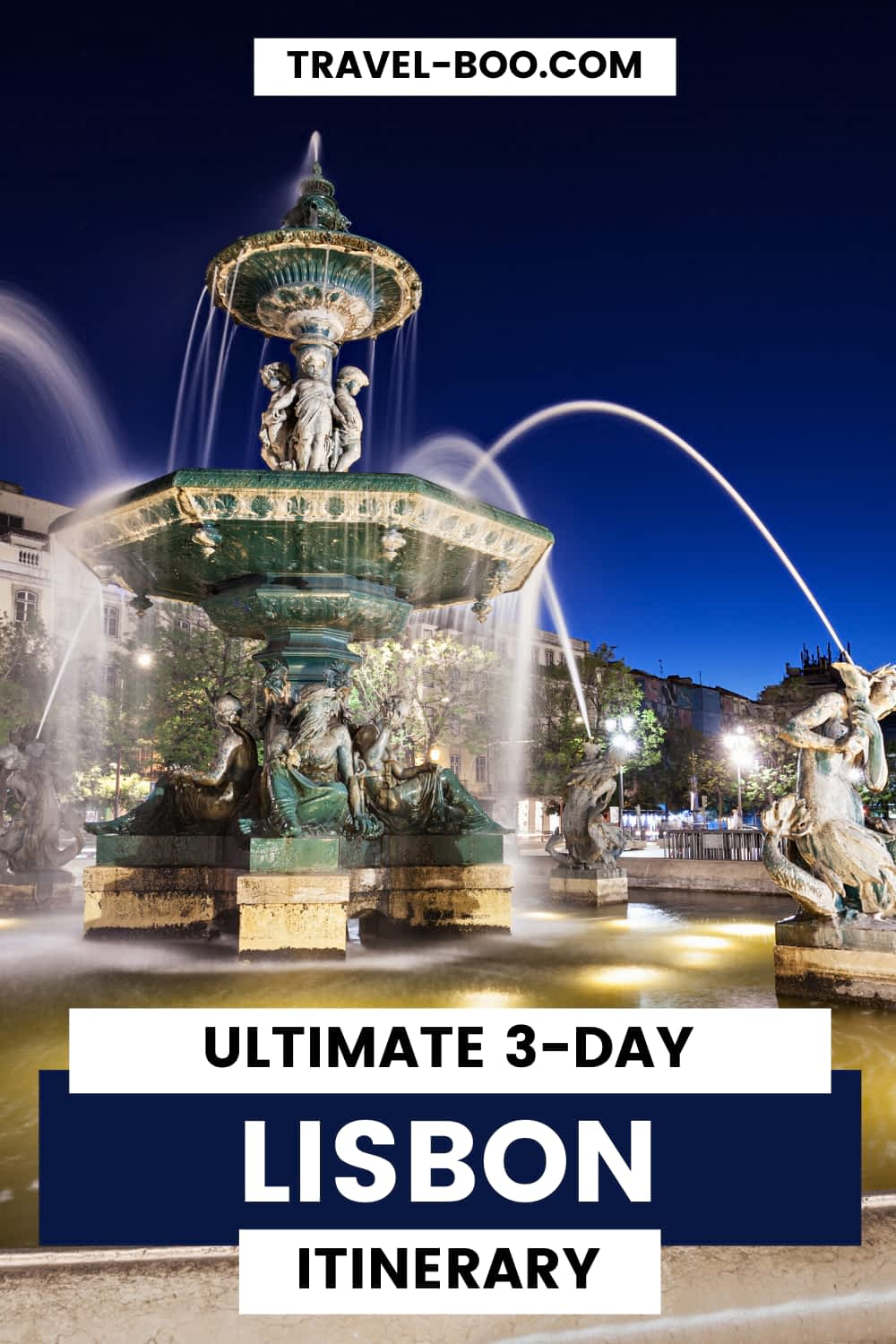Ultimate 3 Day Lisbon Itinerary. Visiting Lisbon for 3-days? Check out our guide on what to see and do during your 3 day stay! #lisbontravel #lisbonportugal #lisbontravelguide | Lisbon Travel Guide | Lisbon Itinerary | Lisbon Travel Things to do | Lisbon Things to do | Lisbon Travel Tips | Portugal Travel Guides | Portugal Travel Tips