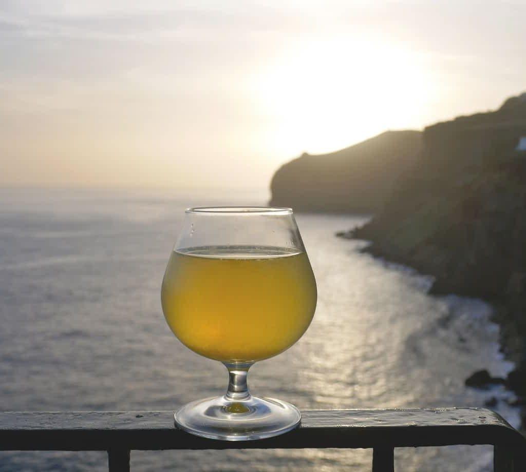 Poncha da Madeira - Portuguese drink