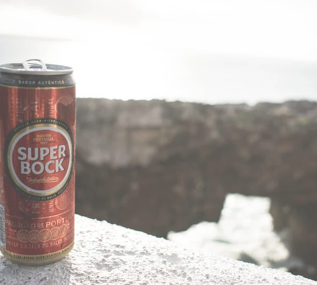 Portuguese beer
