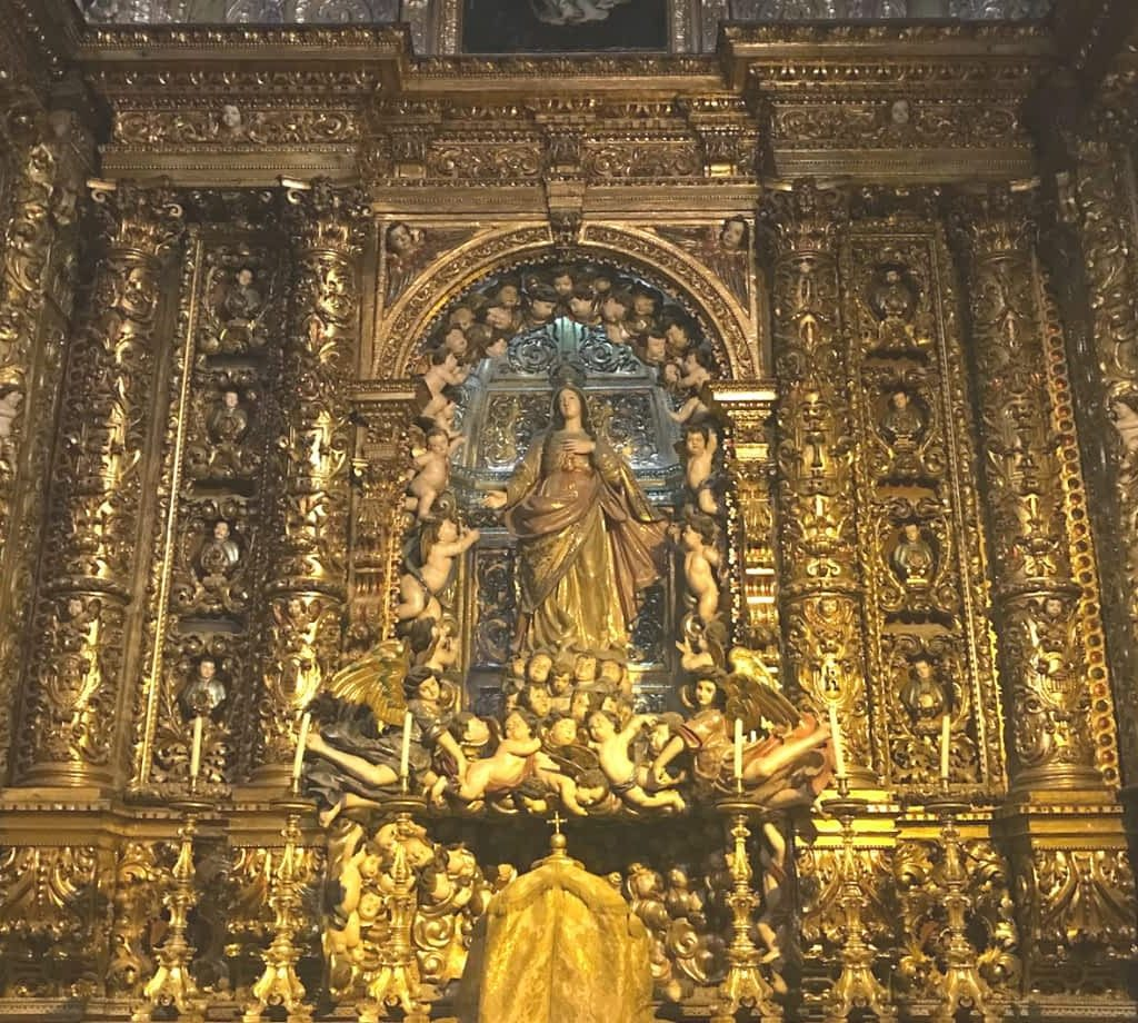 Sao Roque Church by Travel-Boo