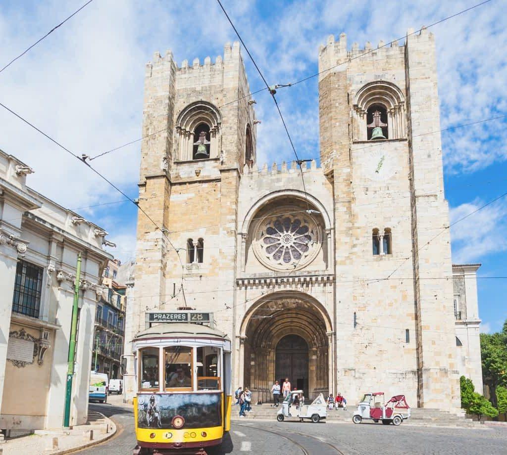 Se Cathedral Lisbon