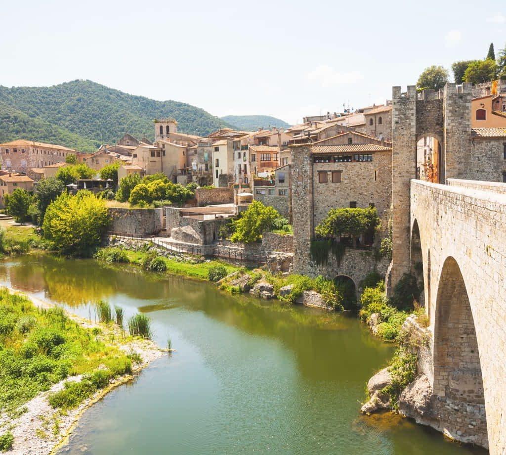 Spain hidden gems - Garrotxa, Catalonia