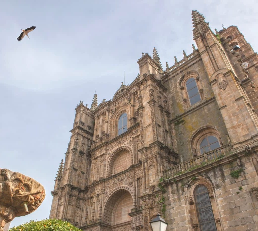 Spain off the beaten track - Plasencia, Extremadura