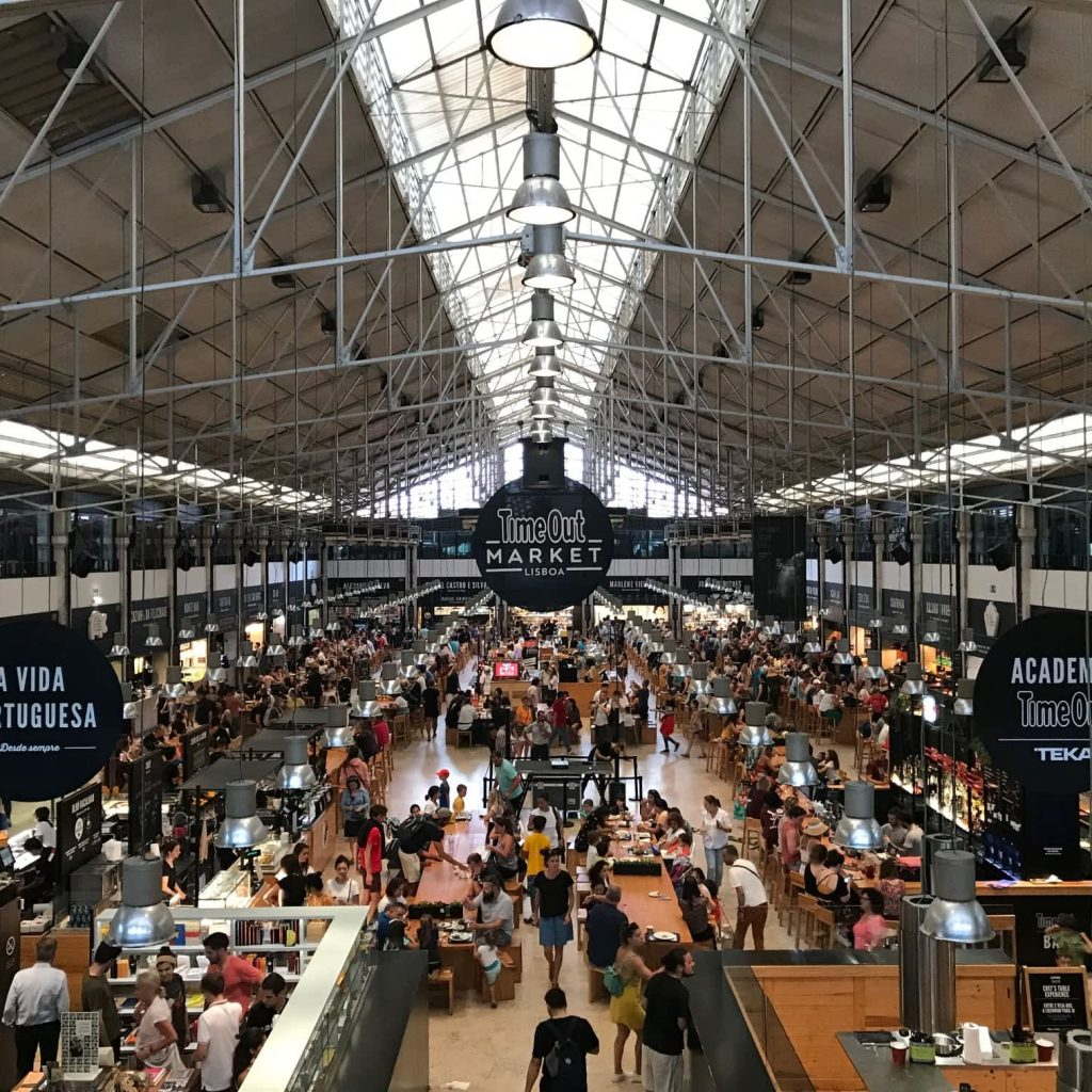 3 Days in Lisbon - Time Out Market