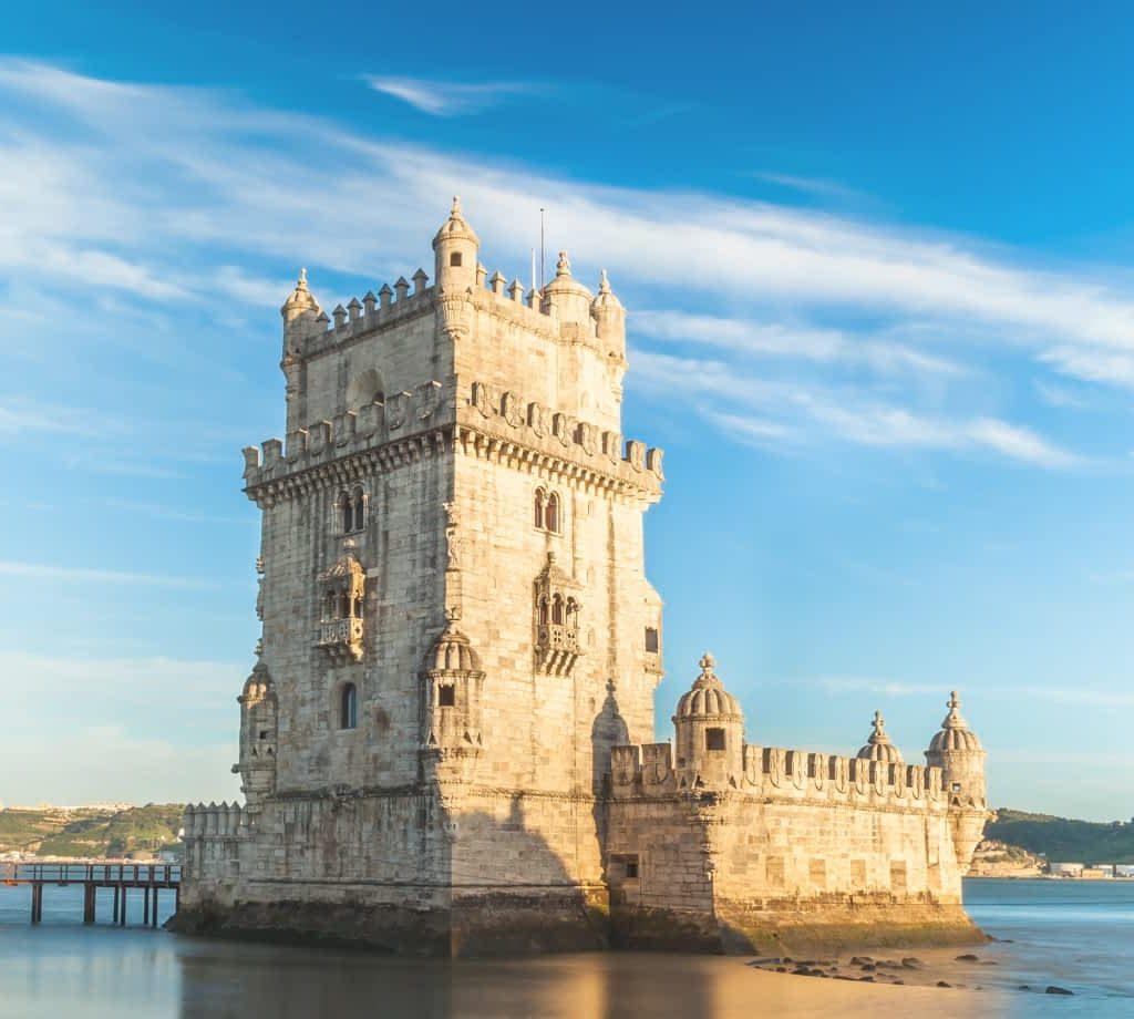 3 Days in Lisbon - Torre de Belem