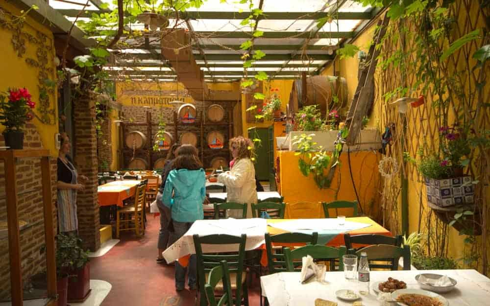 Taverna Klimataria Athens