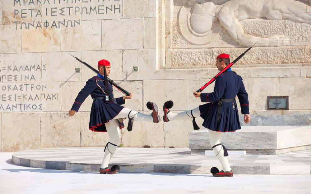 Athens Walking Tour, A top thing to do in Athens