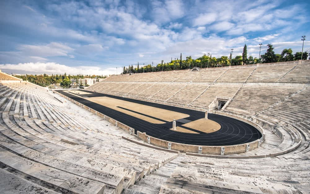 Things to do in Athens - Panathenaic Stadium, Athens