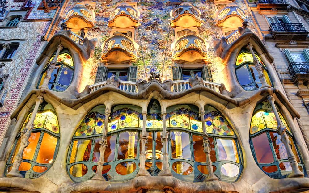 Casa Batllo, Barcelona two day itinerary