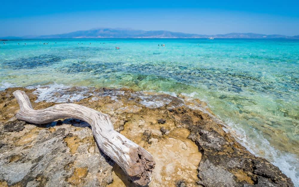 Chrissi Island Crete