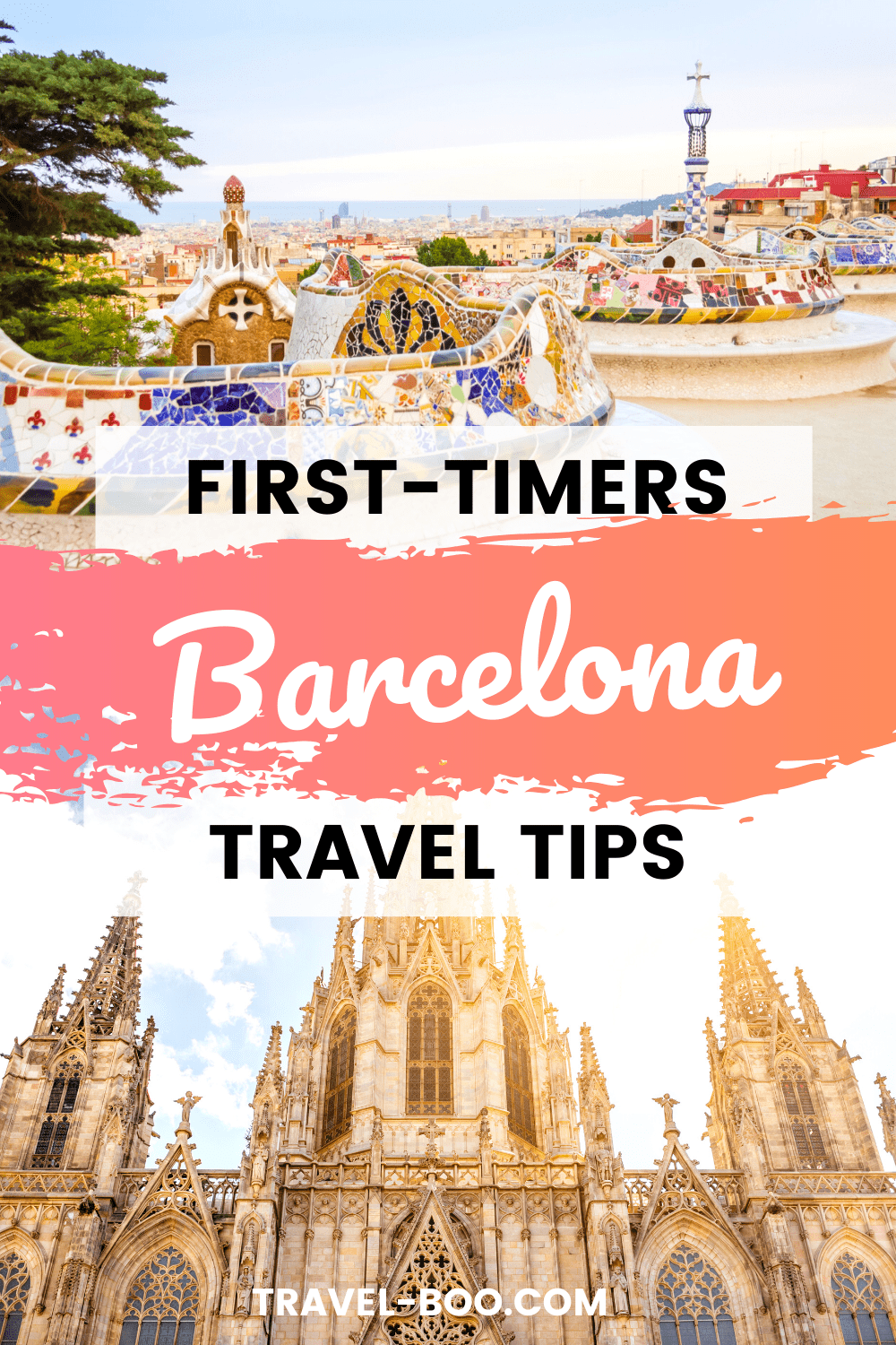 First-timers Travel Tips for visiting Barcelona, Spain! Barcelona Spain Travel | Barcelona Travel Tips | Barcelona Travel | Barcelona Travel Guide | Barcelona Travel things to do | Spain Travel | Spain Travel Guides | Spain Travel Tips! #barcelonatravel #barcelona #spain #spaintravel