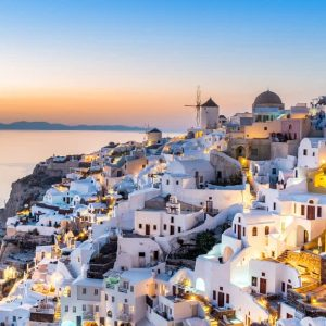 Greece Honeymoon Destinations