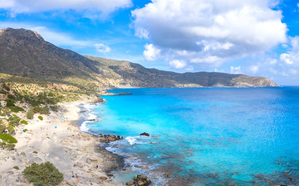 Kedrodasos Beach © Image Courtesy of Gatsi from Getty Images by Canva